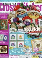 "Gallery.ru / tymannost - Альбом ""CrossStitcher 166 ноябрь 2005"""