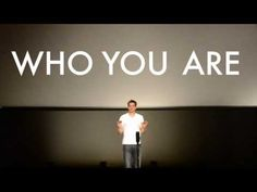 ▶ Who You Are A Message To All Women - YouTube SO AMAZING! Couldnt have watched this at a better time. YOU are worthy.