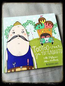 Ville Hytönen on mielestäni yksi kovimpia kotimaisia lastenkirjailijoita. Hänen kirjoissa uskalletaan leikitellä kielellä mukavasti ja ollaa...