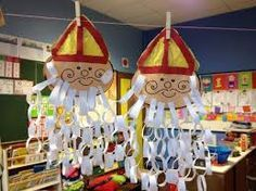 Great ideas for crafting for Sinterklaas – MamaKletst. Diy For Kids, Crafts For Kids, Diy And Crafts, Arts And Crafts, Theme Noel, Saint Nicholas, Winter Kids, Christmas Crafts, Projects To Try