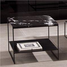 Minotti Calder Marble Coffee Table - Style # CALDMTT, Contemporary Coffee Tables & Contemporary Furniture Atlanta | SwitchModern