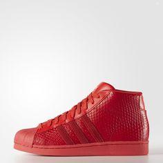 brand new 95fc5 499a0 adidas Pro Model Shoes - Tomato   adidas US Adidas Shoes, Adidas Men, Adidas