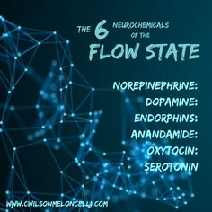You feel in tune with the task, composure you don't fully understand but at the same time enjoying it. You're in the Zone, the Flow State. Flow Psychology, Positive Psychology, Flow Quotes, Flow State, Study Techniques, Mental And Emotional Health, Manifestation Law Of Attraction, Subconscious Mind, Happy Quotes