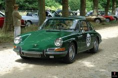 Porsche 912 irish green | by pontfire Porsche 356, Porsche 911 Classic, Porsche Cars, Car Images, Dream Garage, Supercars, Carrera, Cars Motorcycles, Luxury Cars