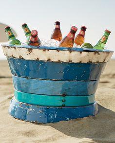 Bring a vintage isla