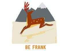 Be frank http://helloadventurer.nl/ a project by Studio Brun http://www.studiobrun.nl/