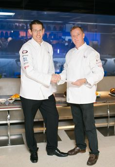 It was a real pleasure to meet and/or see you all on October, the 23rd for the new UK Team Press Launch. Barry Johnson and Nicolas Belorgey will represent their country to the European Pastry Cup on the 26/01/2014 in Geneva. (photographer - JAMES GIFFORD-MEAD)