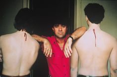 """Matador"" backstage - R. Pedro Almodóvar - 1986"