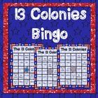This Bingo game reviews concepts from the colonization of the 13 colonies. Terms included: Puritans, Mayflower Compact, Mayflower, Quakers, John Winthrop, Jamestown, Roger Williams, mercantilism, Delaware, New York, North and South Carolina, Georgia, Maryland, New Hampshire, Connecticut, Pennsylvania, Virgina, New Jersey, Duke of York, Roanoke, tobacco, Fundamental Orders of Connecticut, Toleration Act of 1649, and Spain.