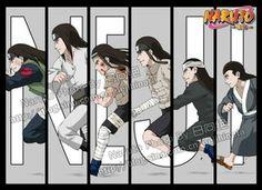 The Growth of Neji by skysirius on DeviantArt Neji And Tenten, Kakashi Sensei, Naruto Oc, Naruto Shippuden Anime, Itachi, Gaara, Shikamaru, Naruto Names, Anime Guys