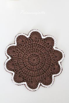 Hobbies And Crafts, Diy And Crafts, Paper Crafts, Crochet Potholders, Fabric Rug, Diy Crochet, Xmas Decorations, Diy Projects To Try, Handicraft