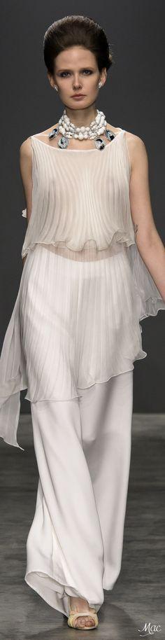 Spring 2017 Haute Couture Camillo Bona