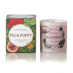 Fig & Poppy Candle