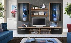 Modern Living Room Designs With Oregon TV Wall Units / Entertainment… #LIVING_ROOM #Livingroom_decorating_ideas #Livingroom_designs_ideas