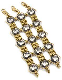 Auden Nova Cuff Gold-Tone   $450