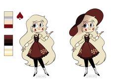 Cartoon Art Styles, Cartoon Drawings, Cute Drawings, Butterfly Family, Star Butterfly, Anime Chibi, Kawaii Anime, Magic Spell Book, Desenhos Cartoon Network