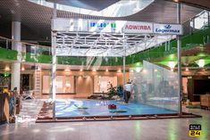 Österreichs größtes Squashevent steigt ab Montag im Europark in Salzburg. Bis zum 9. Juni findet die vierte Auflage der Austrian Squash Challenge statt. Das Event rund um die schnellste Ballsportart der Welt bietet zudem ein abwechlungsreiches Rahmenprogramm.