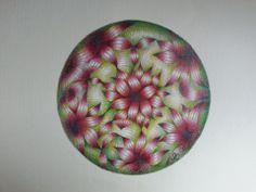Original mandala drawing by Sarah Oyetunde