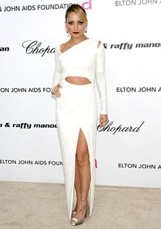 Hollywood Trend Watch: Sexy White Dresses