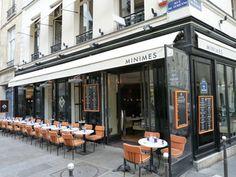 restaurant cafe Baci le Marais