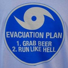 Hurricane Survival Tips and Hurricane Party Music