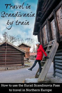 Travel in Scandinavia by train. How to plan your itinerary with the Eurail Scandinavia Pass. Reservation fees, rules and how to save money during the trip. Train Travel, Solo Travel, Sweeden Travel, Countries Europe, Scotland Travel, European Travel, Travel Europe, Wanderlust Travel, Travel Inspiration