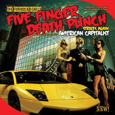 Five Finger Death Punch. On this day in 5FDP: October 11, 2011 - 'American Capitalist' was released. What's your favorite track on the album?