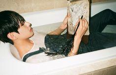 "V- BTS ""The Mood For Love"" Comeback Concept Photos"