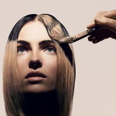 """The hair color you have is the one you're meant to have: It complements your skin tone and doesn't look artificial. When coloring your hair, you should aim to enhance and enrich your natural color and subtly conceal grays—not do a total 180. """"Color within reason. If you're a dark brunette, don't stray too far from rich tones. If you're a warm blonde, keep to the golden hues that add depth. If you introduce a completely new color, your natural shade will fight it until it oxidizes and turns…"""