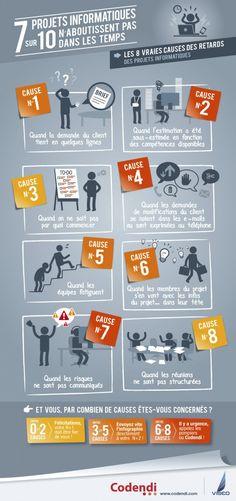 Infographie Gestion de Projet