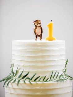 Simple cake...