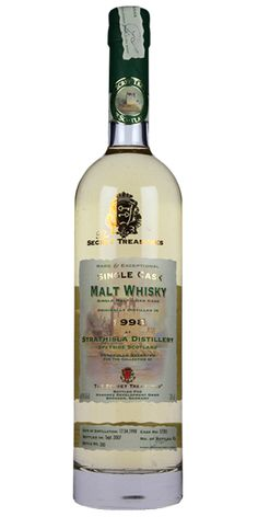 A 9 year old Scotch from Strathisla distillery, bottled exclusively for the Secret Treasure as a single cask bottling. Bang-for-the-buck Hall of Fame! GBP 29.99