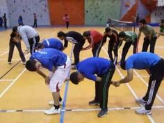 Group Dynamics Circle Train Game İnönü University BESYO Group Dynamics Relay Games, Youth Games, Pe Games, Activity Games, Large Group Games, Group Games For Kids, Indoor Activities For Kids, Family Day Games, Physical Education Lessons