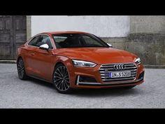 2017 Audi S5.