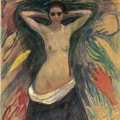 Edvard Munch (1863-1944) - The Hands, 1893