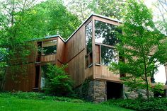 Fisher House - Louis Kahn