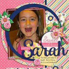 Sarah - Scrapbook.com