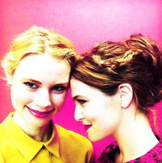 Zoey & Lucy