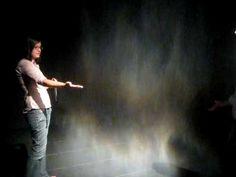 Olafur Eliasson installation at Chicago's Museum of Contemporary Art
