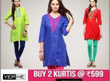 Buy 2 Women Cotton Kurtis at on yepme Kurtis, India, Cotton, Stuff To Buy, Shopping, Women, Style, Fashion, Moda