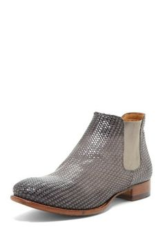 INK Woven Chelsea Bootie by Non Specific on @HauteLook