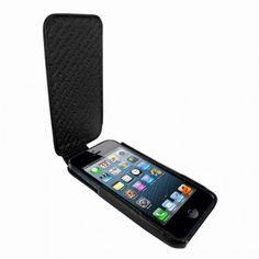 Funda iPhone 5 Piel Frama iMagnum - Negra