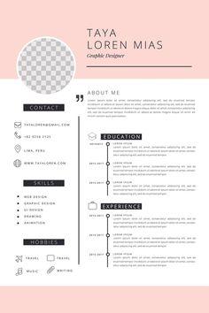 รับทำ Portfolio รับทำ Resume ช่วยพรีเซนต์ตัวคุณให้น่าสนใจ Portfolio & Resume Design Click Picture to Hire Designer Creative Cv Template Free, Free Cv Template Word, Resume Design Template, Portfolio Design Books, Portfolio Web, Portfolio Resume, Graphic Design Lessons, Graphic Design Resume, Creative Resume Design