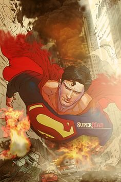 Superman by SHEILDD on DeviantArt