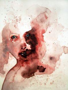 """emily kaelin - """"blood noiise""""."""