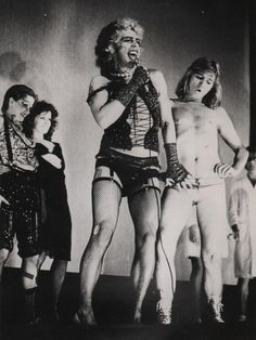 The Rocky Horror Show – London, 1973 Tim Curry Rocky Horror, Rocky Horror Show, The Rocky Horror Picture Show, Musical London, Im Jealous, Fantasy Comics, Love Film, Cult Movies, Films