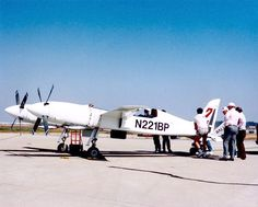 Pond Racer at Reno Air Races