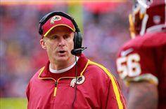 NFL Coordinators On the Hot Seat: Jim Haslett Saved By RGIII - NFL Mocks - 2013 NFL Mock Draft, Fantasy Football, NFL News, and NFL Mock Dra...