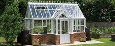 Victorian Villa Glasshouses a Bespoke Glasshouse by Hartley