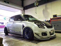 Suzuki Swift Sport, Street Racing Cars, Car Mods, Modified Cars, Car Manufacturers, Custom Cars, Luxury Cars, Automobile, Wheels